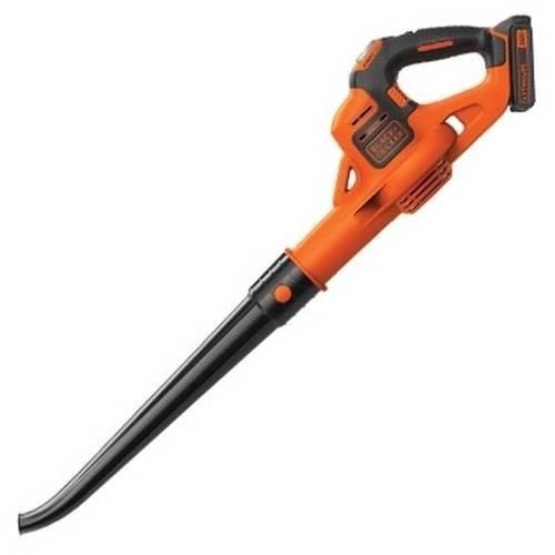Black+Decker Lsw321 20 V Max Lithium Cordless Sweeper by Black+Decker