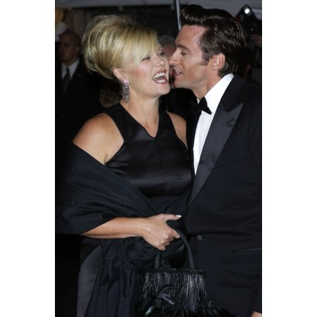 Actor Hugh Jackman And Wife Deborra-Lee Furness Arrives At The Costume Institute Party Of The Year At The Met April 26 2004 In New York City Celebrity](Actor Costume Ideas)