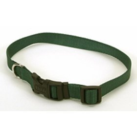 C Nyl Adj  Collar Sm 5 8  Hun Multi Colored