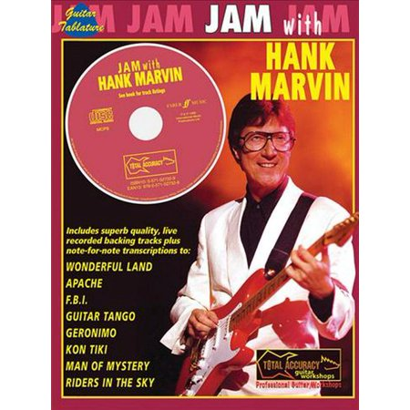 Jam with Hank Marvin (Guitar Tab with Free Audio CD) (Sheet (Free Guitar Tab Sheet Music)