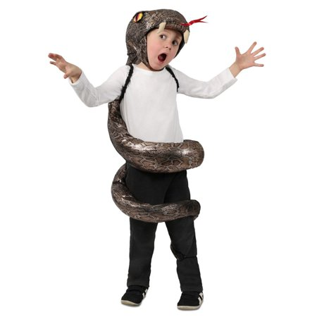 Halloween Child Slither Snake Child Costume](Snake Eyes Costumes For Kids)