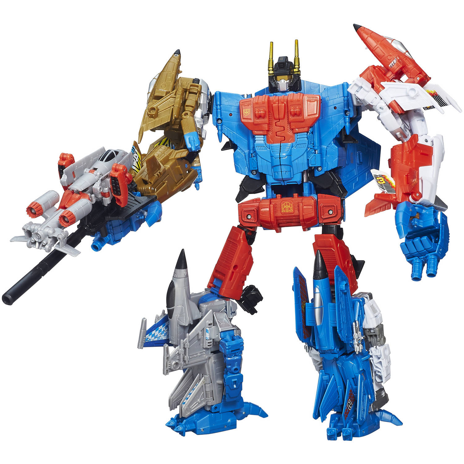 Transformers Generations Combiner Wars Superion Collection Pack Transformer