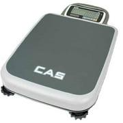 CAS PB-300 Portable Legal for trade Scale  0-150 x 0 05 lb   150-300 x 0 1 lb