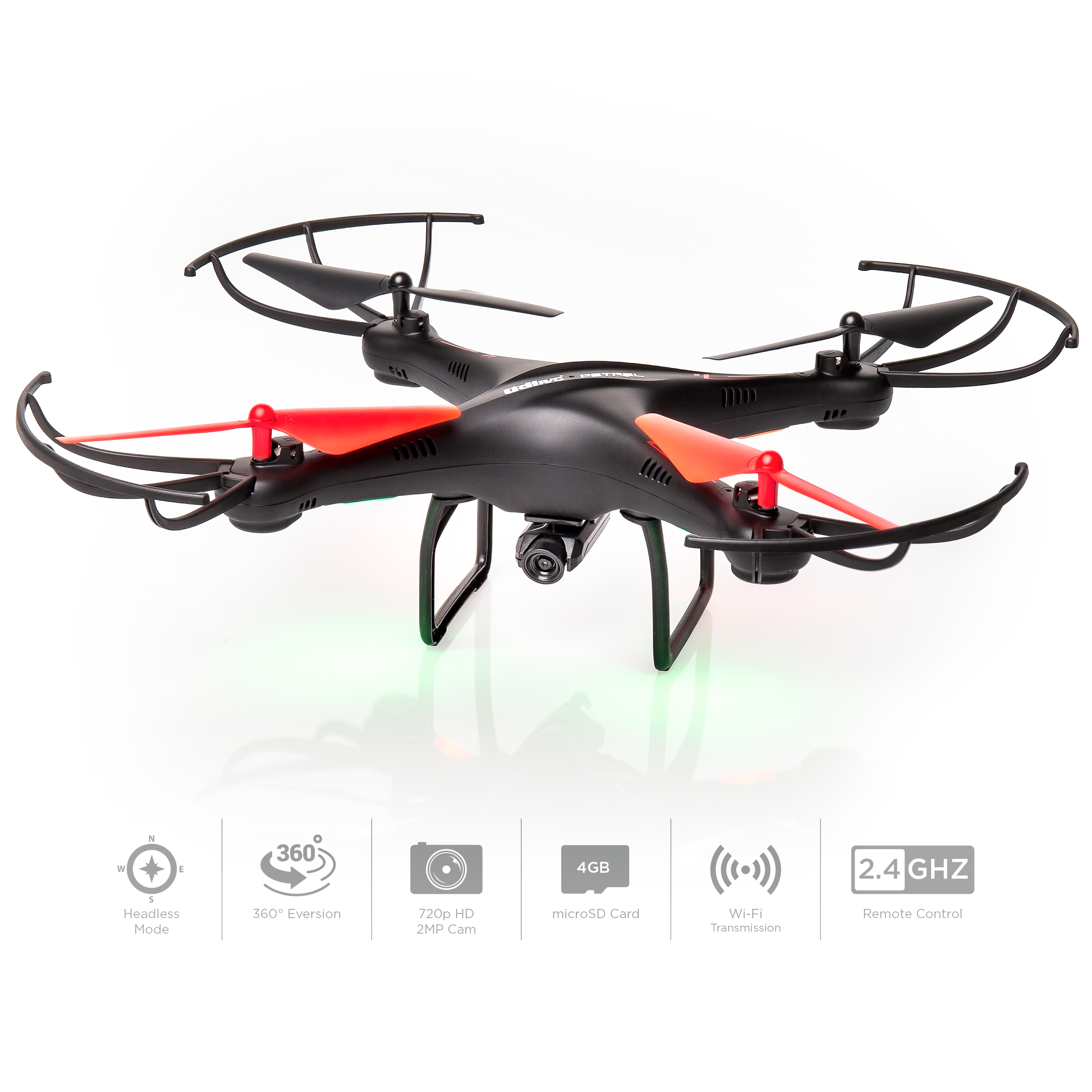 Best Choice Products Smart Phone Control 6-Axis 720P HD Camera Drone Quadcopter