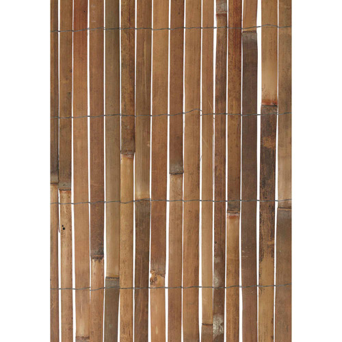 Split Bamboo Fencing