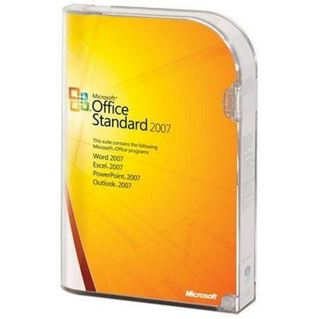 Microsoft Office Standard 2007 For Windows