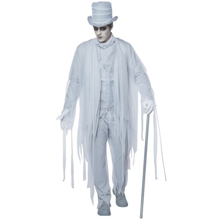Haunting Gentleman Adult Costume - Gentleman Ghost Costume