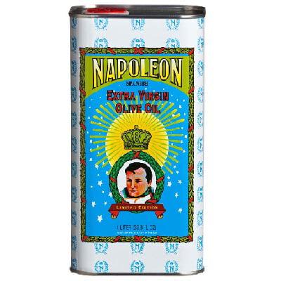 Napoleon Co. Anniv Tin Olive Oil (12x33.8OZ )