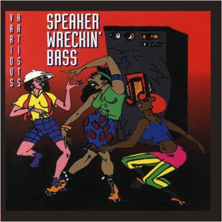 Speaker Wreckin Bass / Var (Vai Audio)
