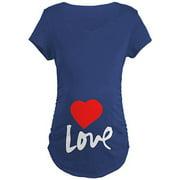 LOVE Maternity Dark T-Shirt
