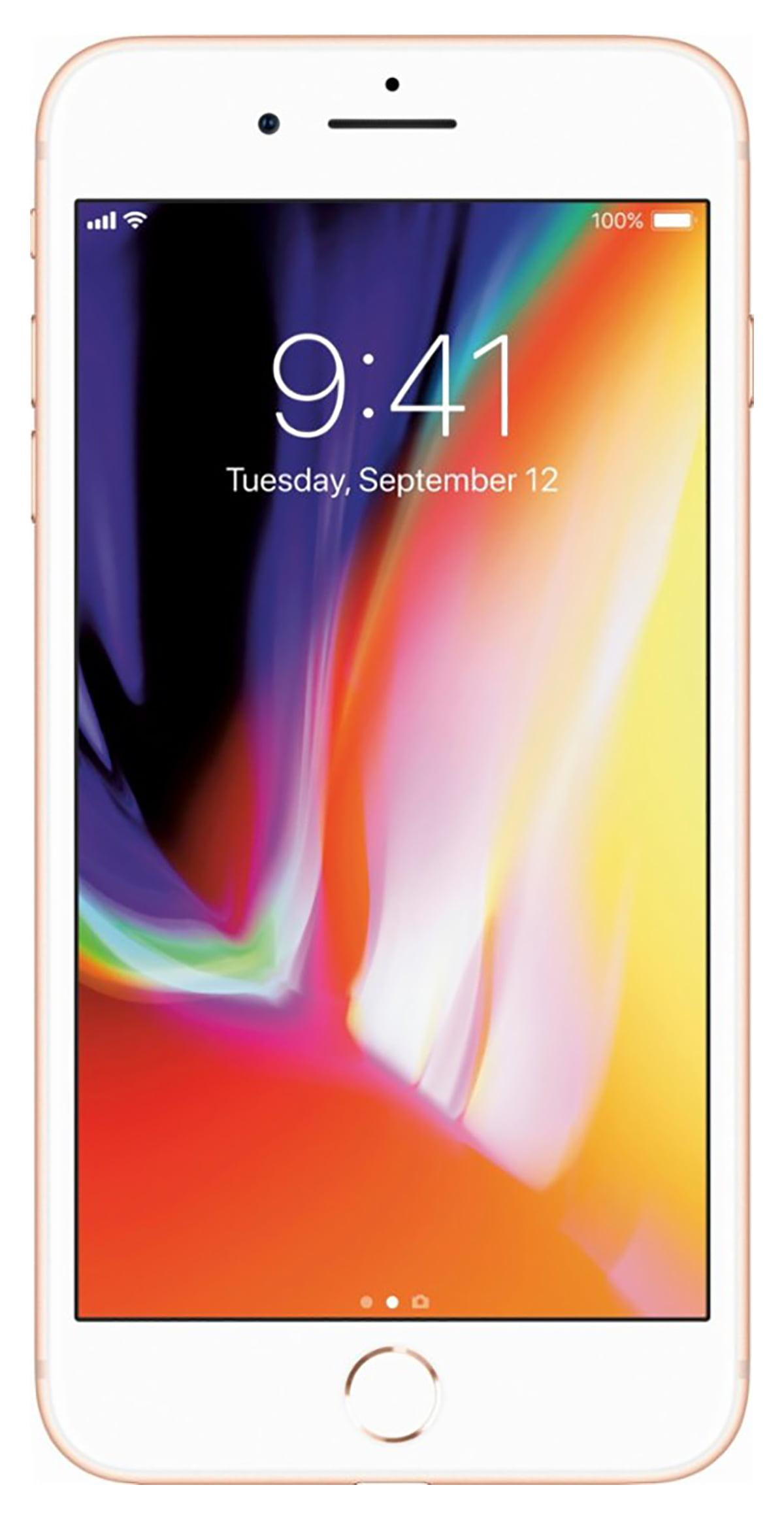 Apple iPhone 8 Plus 256GB Unlocked GSM CDMA Phone w  12MP Camera Gold by Apple