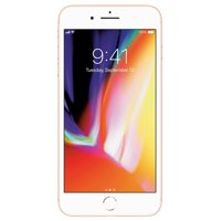 Apple iPhone 8 Plus, GSM Unlocked 4G LTE- Gray, 64GB (Certified Refurbished)