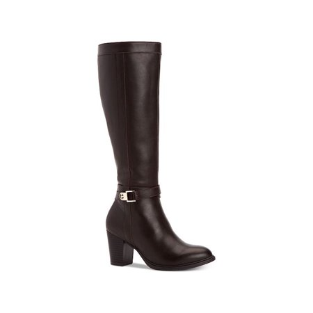 Giani Bernini Womens Rozario Leather Almond Toe Knee High - image 2 of 2
