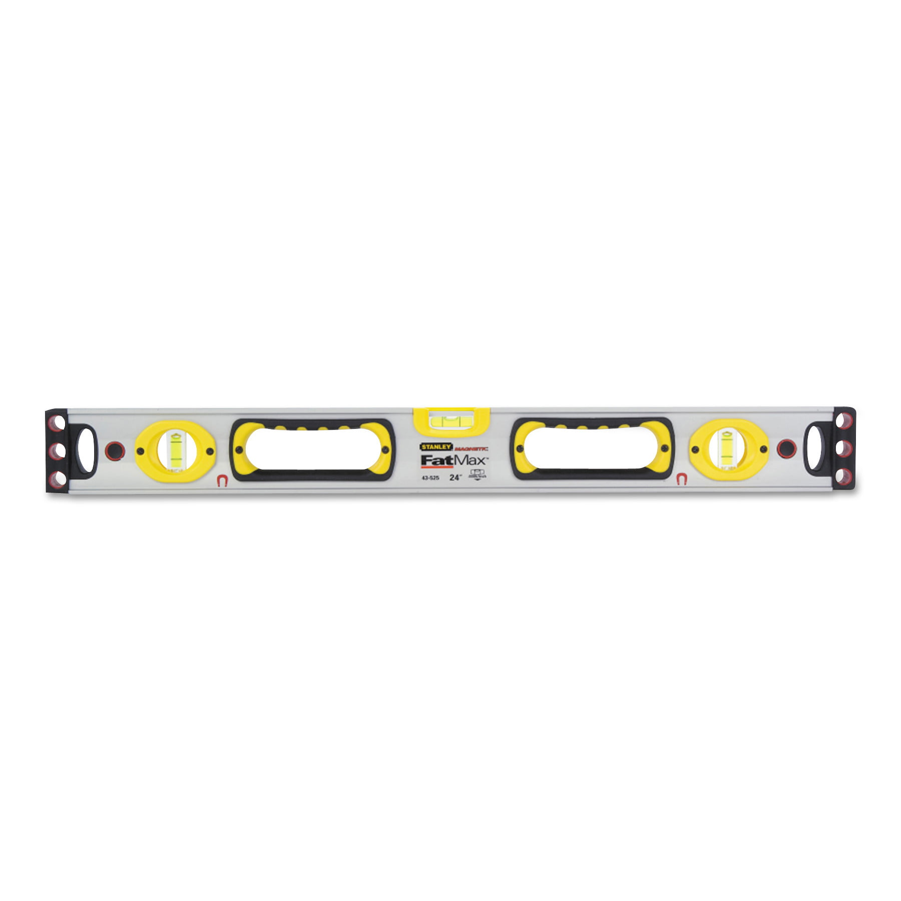 Stanley FatMax Magnetic Levels, 24 in by Stanley® Products