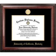 University of California  Berkeley Gold Embossed Diploma Frame