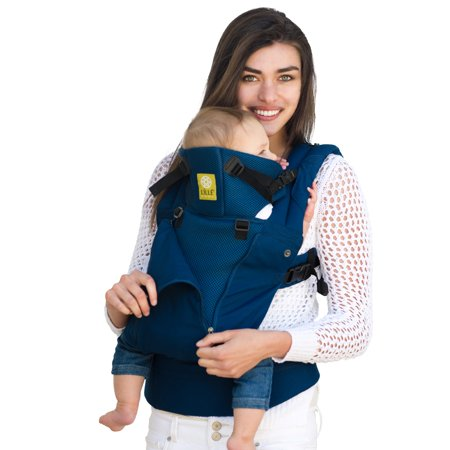Lillebaby All Seasons Baby Carrier Navy