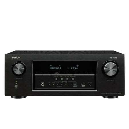 Denon AVR-S930H 7.2 Channel Full 4K Ultra HD Network AV Receiver with (Best 9.1 Av Receiver)