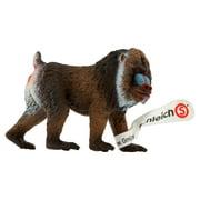 Schleich Mandrill Male Toy Animal 3+
