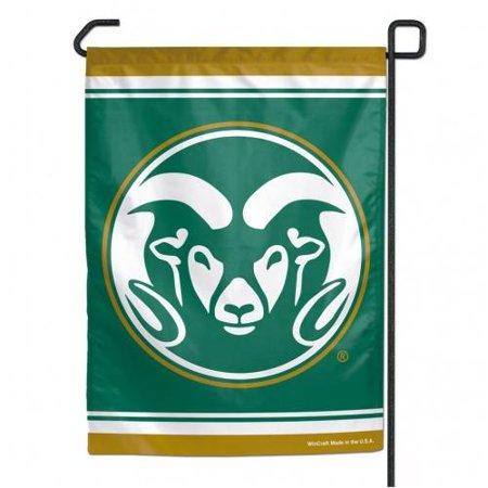 Colorado State Rams Garden Flag 11x15