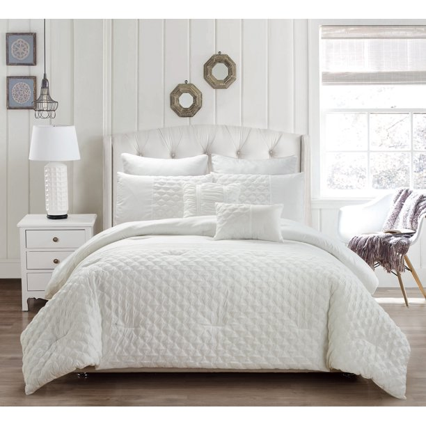 Somali Geometric 8 Piece Comforter Set Walmart Com Walmart Com