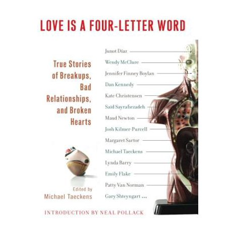 Love Is a Four-Letter Word - eBook