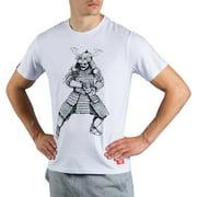 Scramble Samurai T-Shirt - White