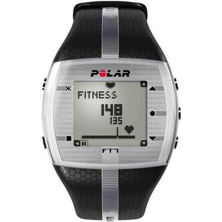 Polar FT7M 90036746 Heart Rate Monitor Black Silver