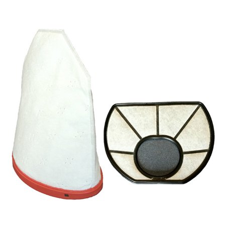 Sebo Filter Set - 1 Motor Protection and 1 Micro Exhaust  for AIRBELT D Series
