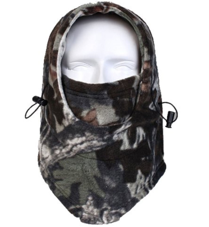 Acid Tactical? Camouflage Cold Weather Hood Fleece face mask balaclava AT16 by