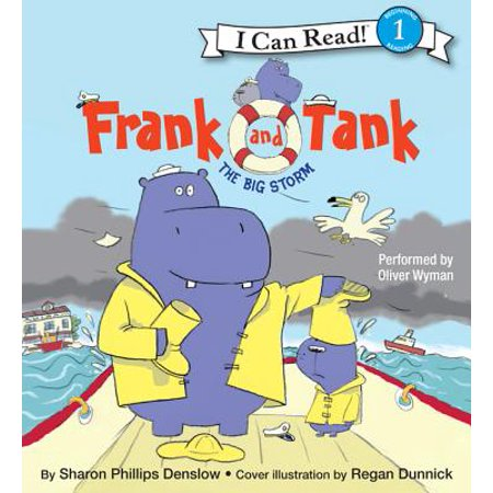 Frank and Tank: The Big Storm - Audiobook](Big Frank)