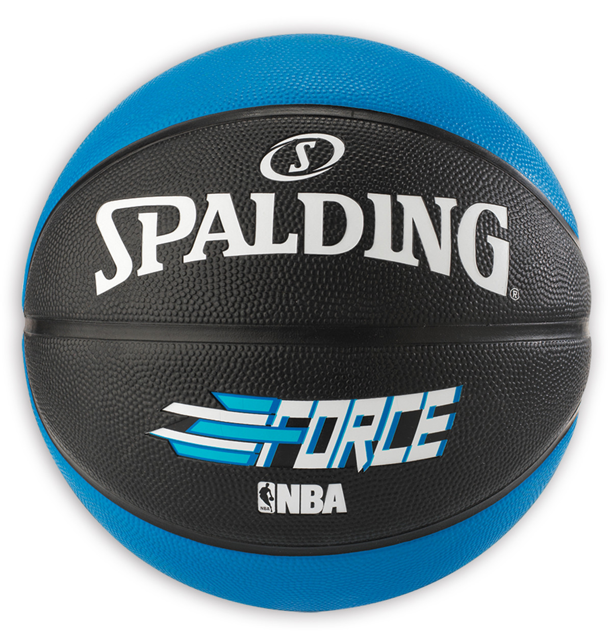 Spalding Force basketball outdoor blue size 7