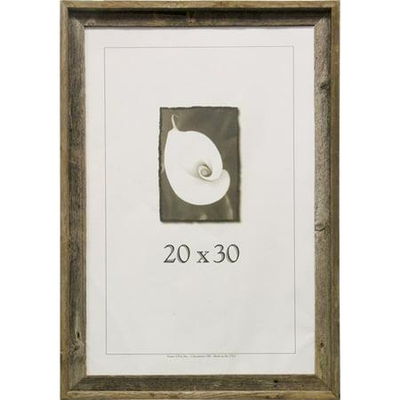 20X30 BARNWOOD PICTURE FRAME - Walmart.com