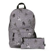 Mega Value Backpack & Matching Pencil Case