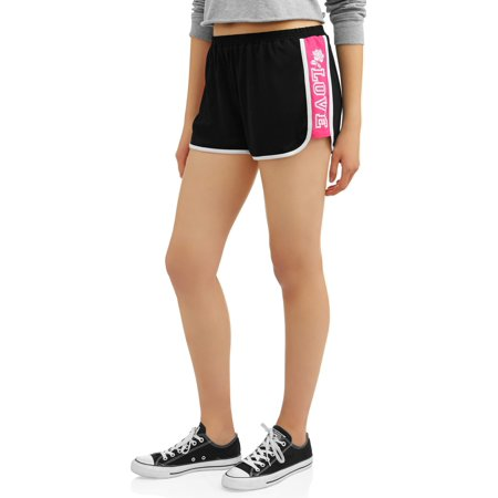 Love Life Short (Juniors' Love Graphic Soft Knit Short)