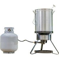 Masterbuilt MPF 130B 30-Quart Gas Turkey Fryer