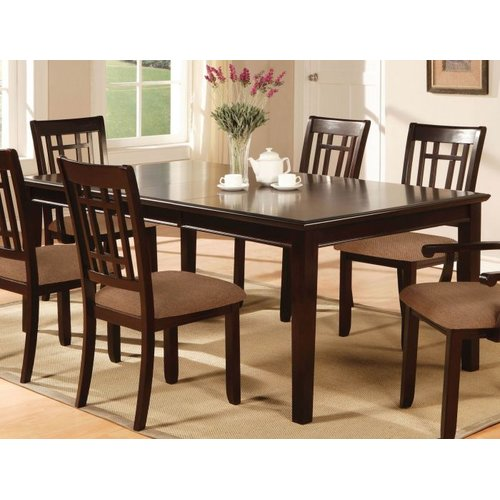 Charlton Home Angelica Solid Wood Dining Table