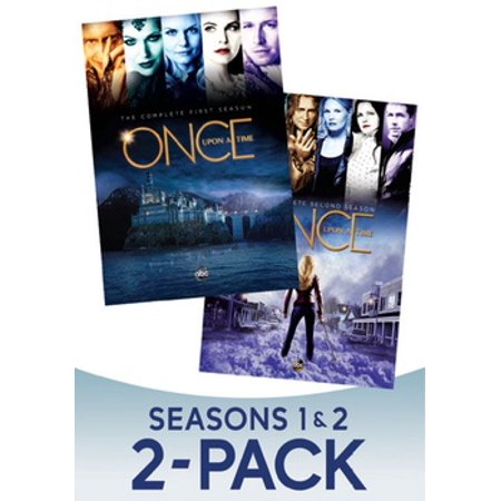 Once Upon A Time: Seasons 1 & 2 (DVD)
