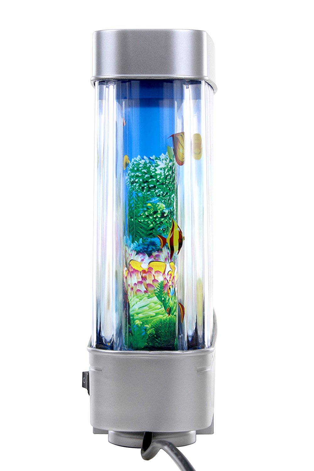 Lightahead Artificial Tropical Fish Aquarium Decorative Lamp Virtual ...