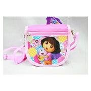String Wallet - Dora the Explorer - w/ Boots New Gift Toys Licensed de23176
