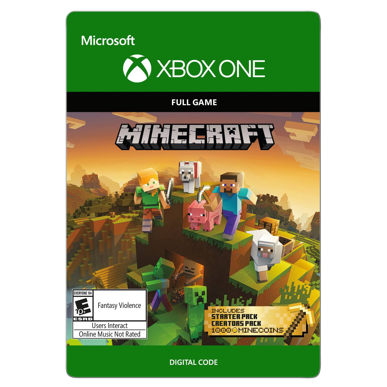 Minecraft Master Collection, Microsoft, Xbox, [Digital Download]
