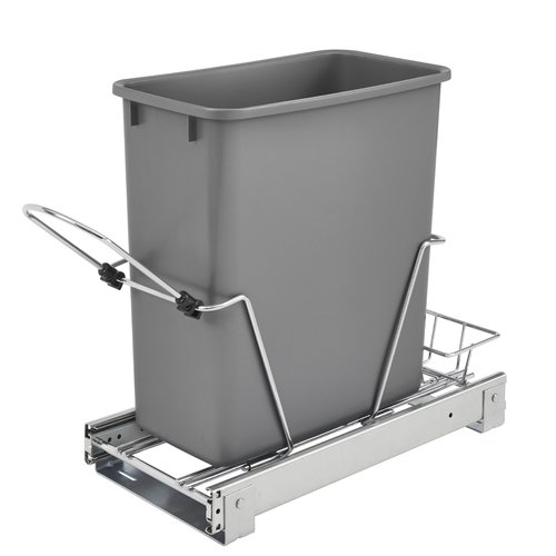 Rev-A-Shelf 5 Gallon Pull Out/Under Counter Trash Can