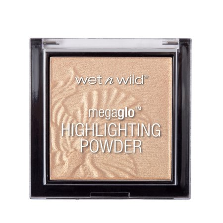 Wet n Wild MegaGlo Highlighting Powder - Golden Flower Crown - 0.19oz