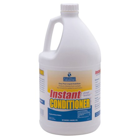 Natural chemistry instant pool water conditioner - What is swimming pool conditioner ...
