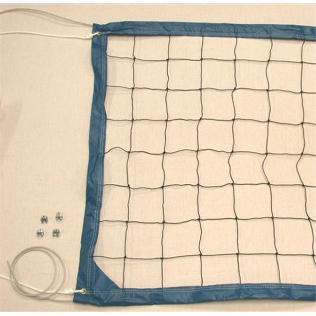 Home Court VCC-W White Deluxe Rope Net