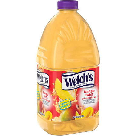 Welch's Mango Twist Juice Cocktail, 96 Fl. Oz.