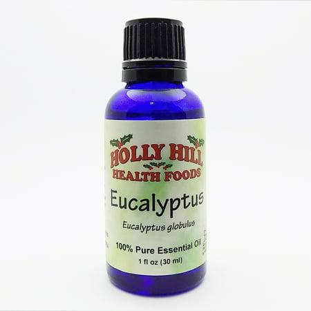 Holly Hill Health Foods, Eucalyptus, 1 Ounce