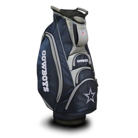 Team Golf NFL Dallas Cowboys Victory Golf Cart Bag