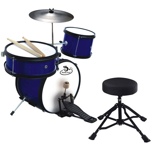 Ready Ace 5-Piece Junior Professional Drum Set by Ready Ace