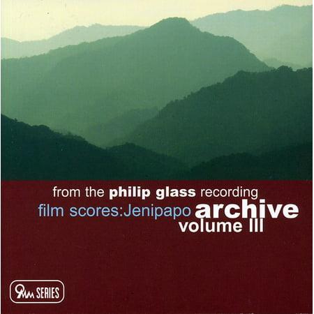 From the Philip Glass Recording Archive 3 (Philip Glass Koyaanisqatsi)