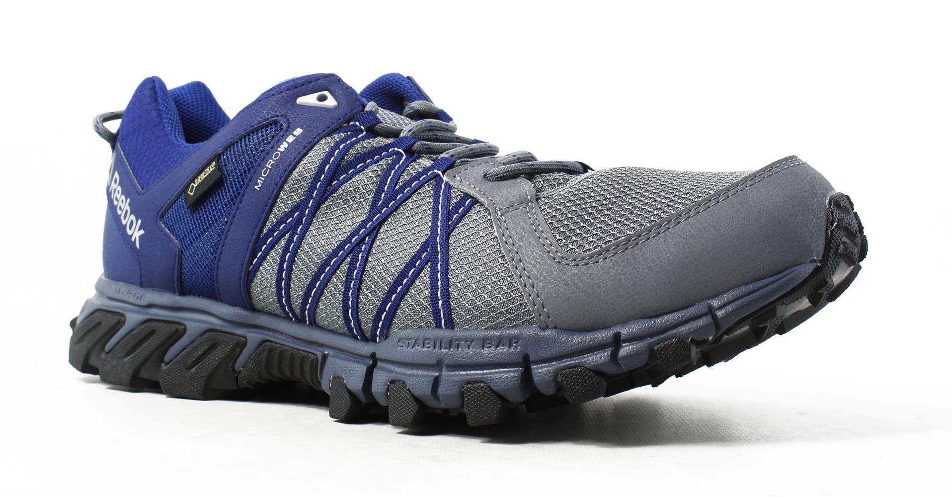 Reebok - Reebok Mens Trailgrip RS 5.0 GTX Gray Hiking b40599d35